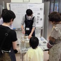 紙すき教室2_2014年度