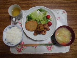 子ども食堂ご飯2