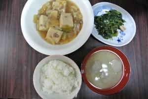大根と高野豆腐