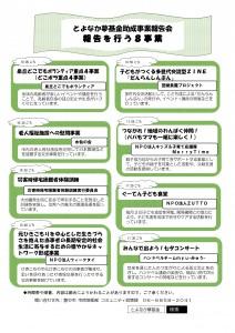 夢基金報告会2