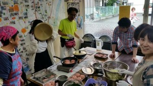 子ども食堂0612調理