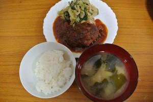 子ども食堂0612食事