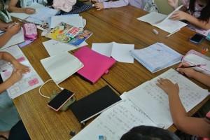 0710子ども食堂宿題