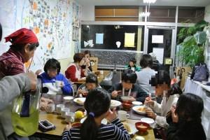 子ども食堂1107光景