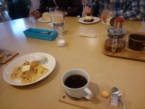 箕面カフェ