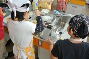 料理教室調理