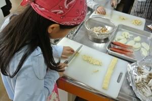 料理教室包丁