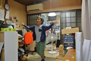 子ども食堂1015 踊り3