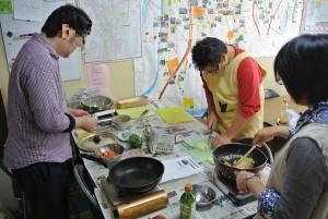 若者居場所 1022 料理