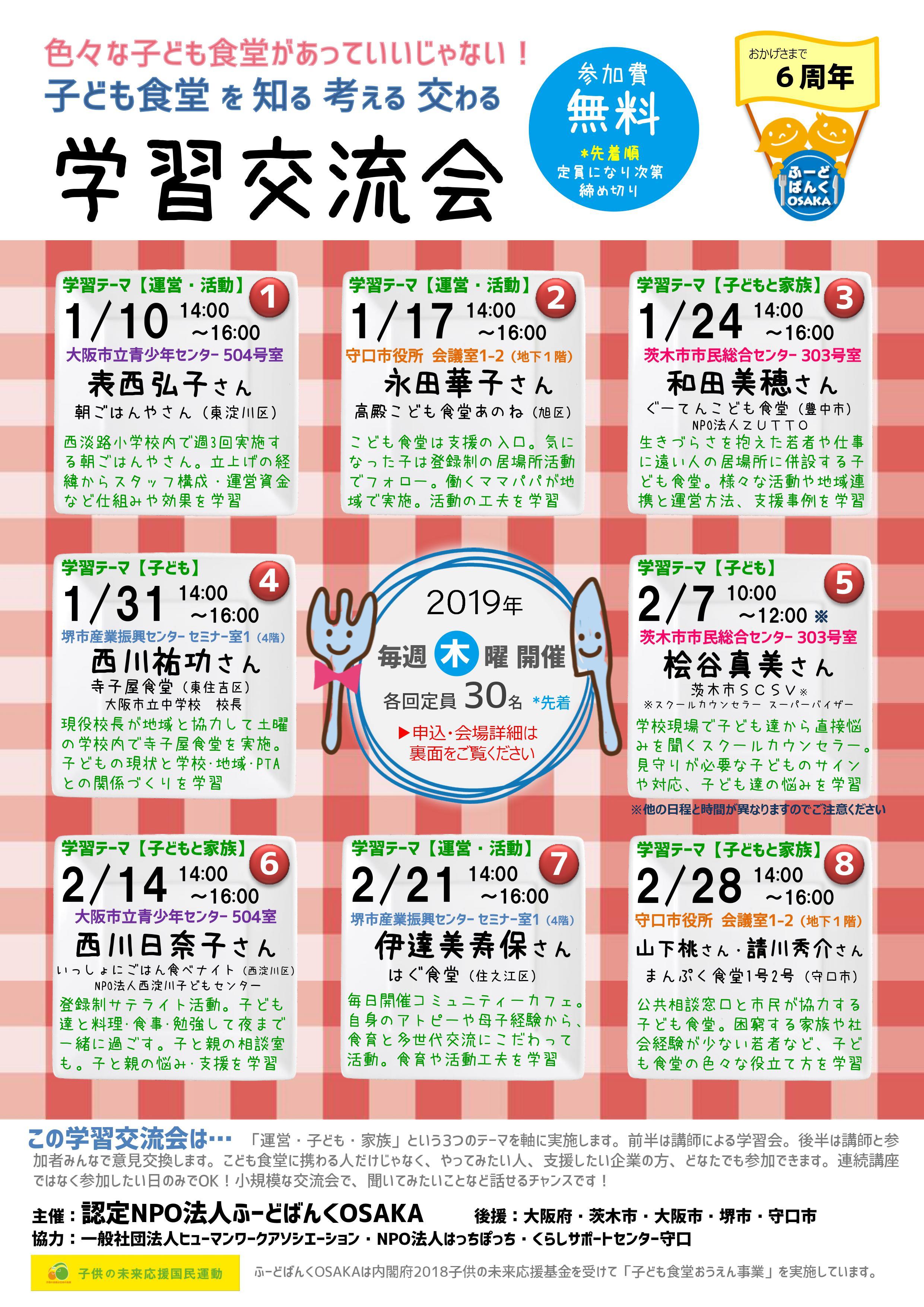 ふーどばんくOSAKA1