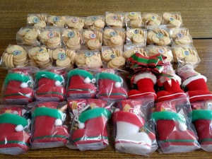 クリスマスのお菓子2