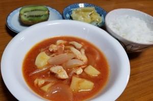 子ども食堂1210料理